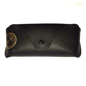 Ray-Ban Sunglasses Case ONLY